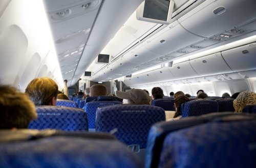 Why you're more likely to cry on an airplane