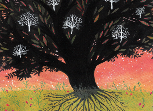 11 Gorgeous Illustrations Of Science's Biggest Mysteries