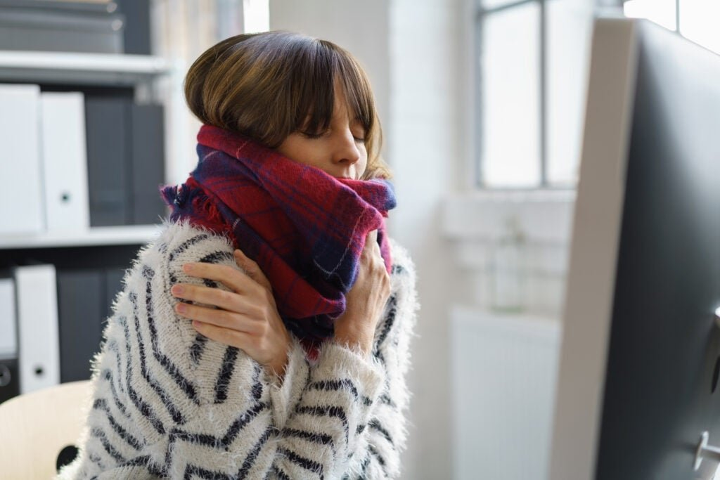 Why your office is so cold, and how to deal with it