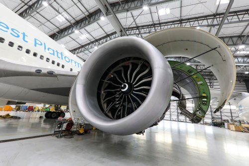 The world's biggest jet engine, explained