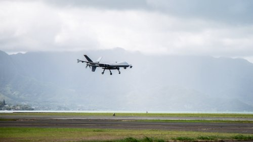 The US military has been testing out Reaper drones over Hawaii