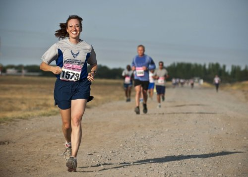 To Your Brain, A Runner's High Looks A Lot Like Smoking Weed
