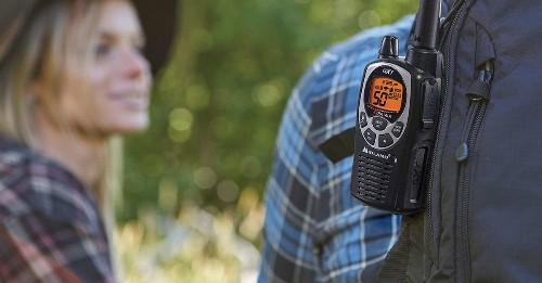 Receive and transmit clear messages with these reliable walkie-talkies