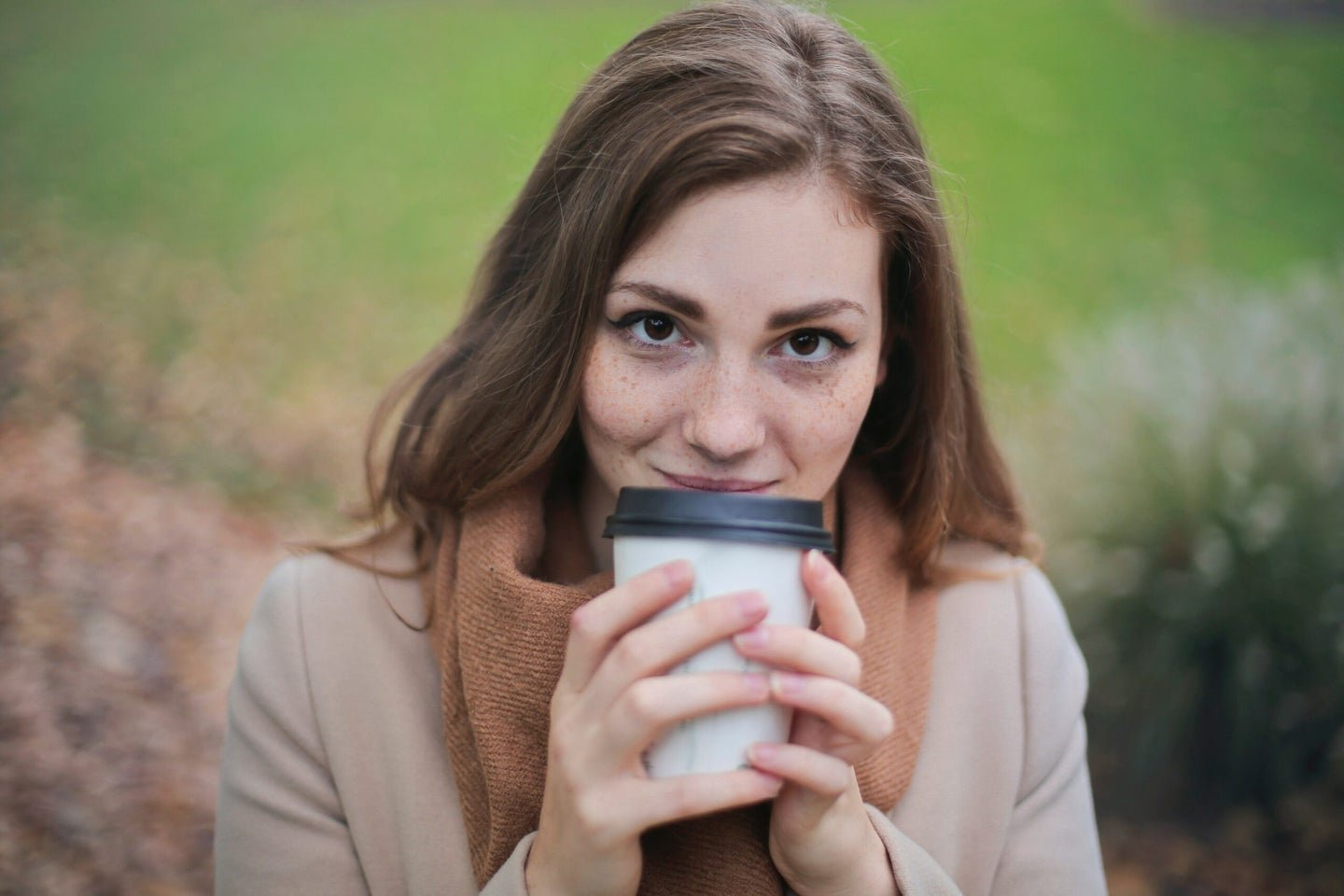 Does coffee make you poop, or is that just me?
