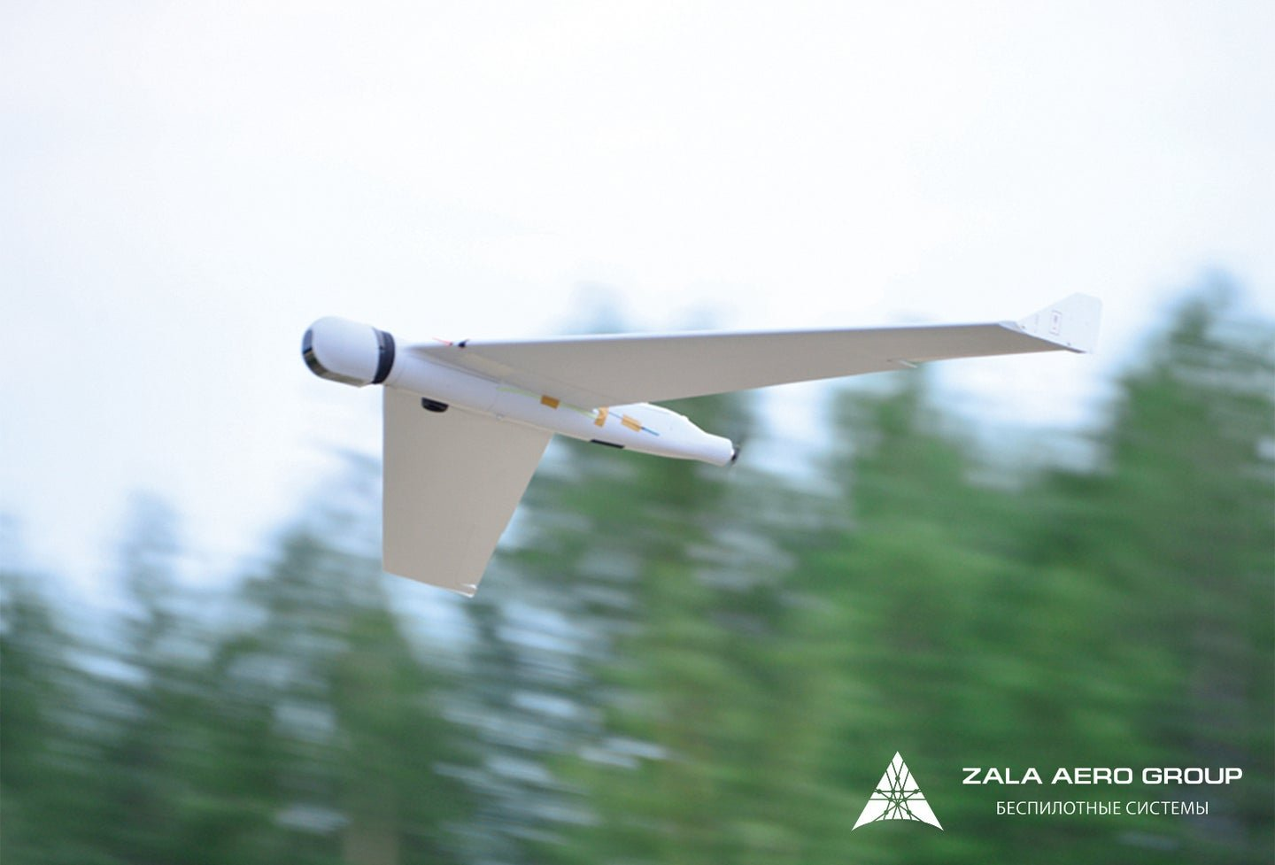 Heavy-lifting Russian drones could resupply soldiers on future battlefields