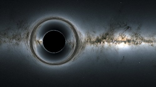 Medium-sized black hole finally 'seen' by astronomers | Popular Science