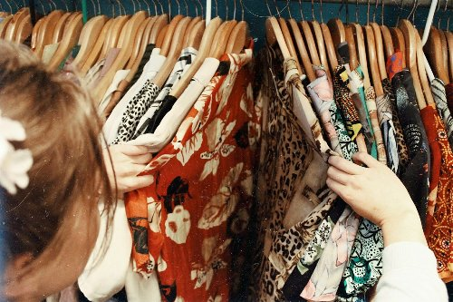 Thrift shopping is an environmental and ethical trap