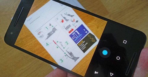 Scan and print anything from your phone