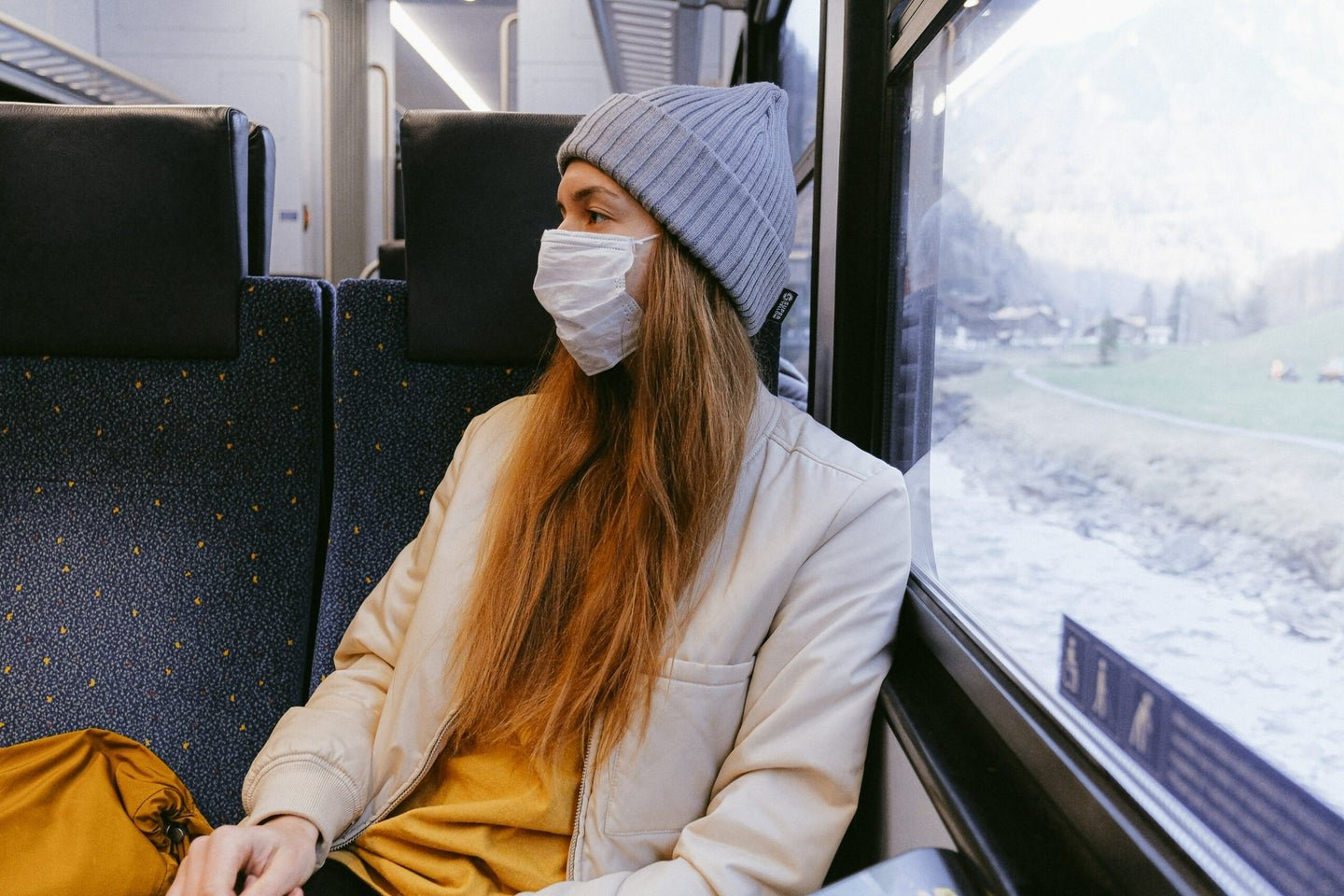 Wearing a mask could protect you from COVID-19 in more ways than you think