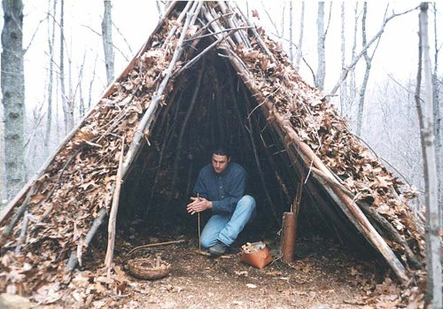 Winter survival shelters you should know how to build