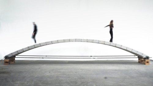 This Swiss bridge proves it's possible to reuse concrete