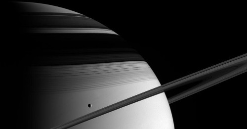 52 of Cassini's most beautiful postcards from the outer solar system
