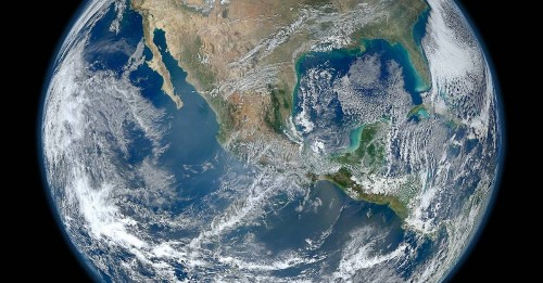 10 Exceptional Images Of Earth From Space