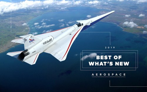 The most impressive aerospace innovations of 2019