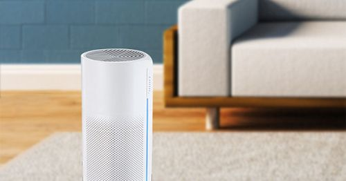Keep the air in your home free from dust and bacteria with this smart purifier