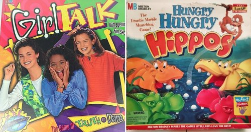 45 Board Games Popular in the '90s That'll Give You All Sorts of Nostalgia