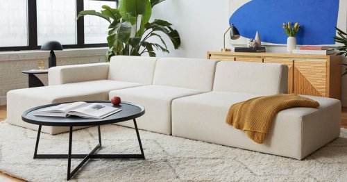 Need a New Sofa? These Comfy Picks Are All on Major Sale This Weekend