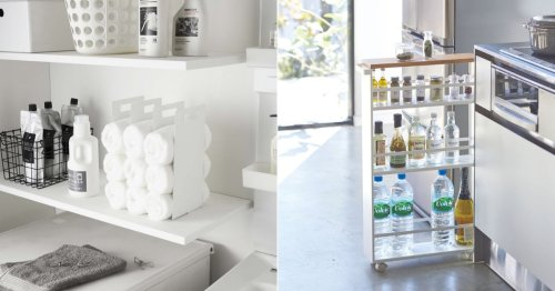 22 Minimal and Stylish Organizers That'll Save Your Messy Space