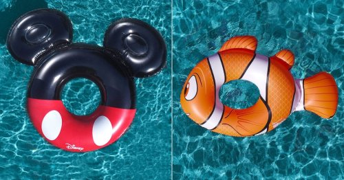 From Mickey Mouse to Star Wars, These 10 Disney Floats Are Must Haves For the Summer