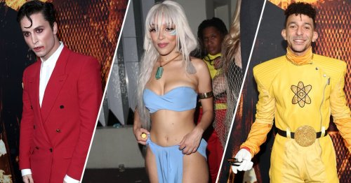 Celebrities Are Celebrating Halloween With Some Spooktastic Costumes — See the Pictures