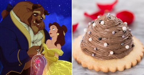 Be Our Guest and Try This Delicious Copycat Recipe For Disney's The Grey Stuff