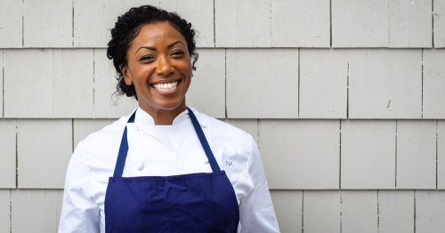 "Top Chef Star Nyesha Arrington Shares Her Favorite Home-Cooked Meal: ""It Hugs the Soul"""