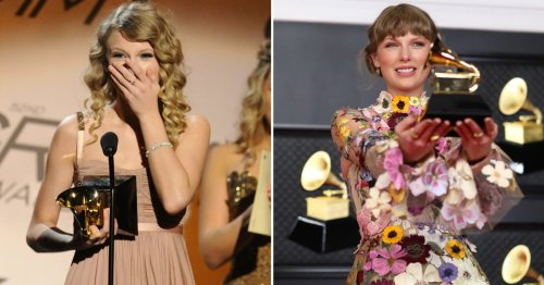 Taylor Swift Won Her First Grammy When She Was Only 20, and That Was Just the Beginning
