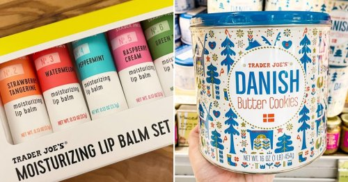 74 Holiday Products From Trader Joe's That Are Perfect For Gift Giving