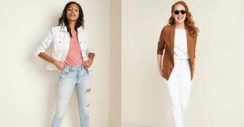 Once You See Old Navy's Spring Jackets, You Won't Want to Leave Home Without One