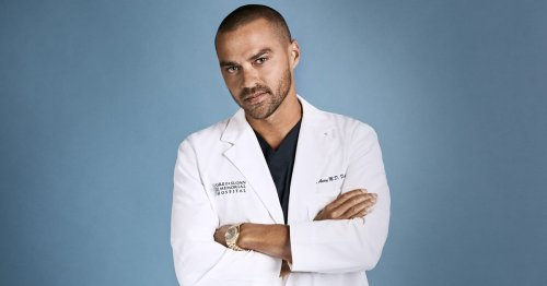 Jesse Williams Confirms He's Leaving Grey's Anatomy in an Emotional Statement