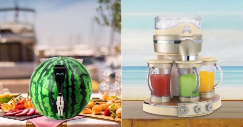 16 Innovative Gadgets You Need If You Love Crafting Cocktails at Home
