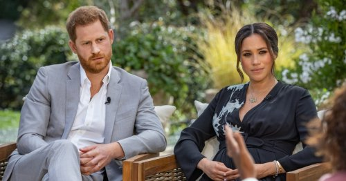 14 Truth Bombs Meghan Markle and Prince Harry Just Dropped in Their Oprah Interview