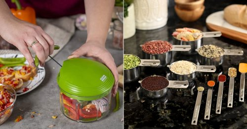 These 21 Kitchen Gadgets Will Totally Change the Way You Cook