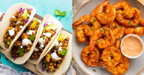10 Air-Fryer Recipes That Will Help You Get Your Fill of Satisfying Protein