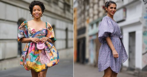 The 7 Biggest Dress Trends of the Year Definitely Take Us Back to the '90s