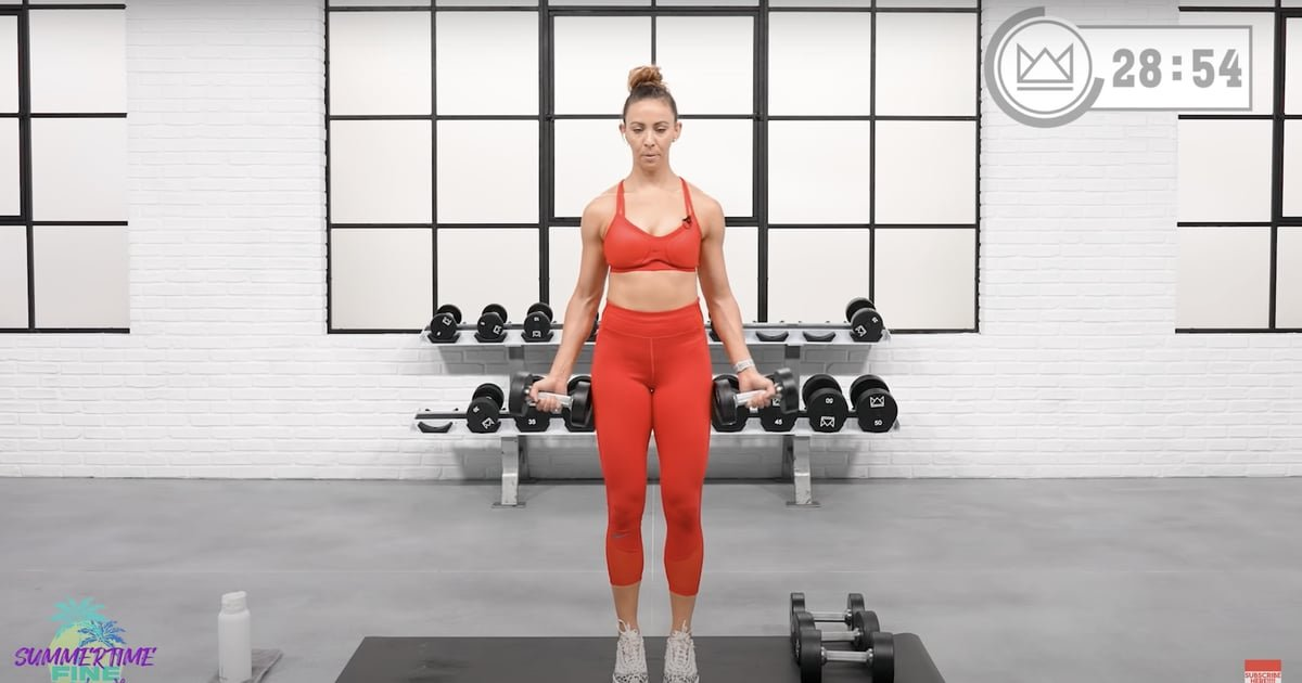 Weekend Workout Videos - cover