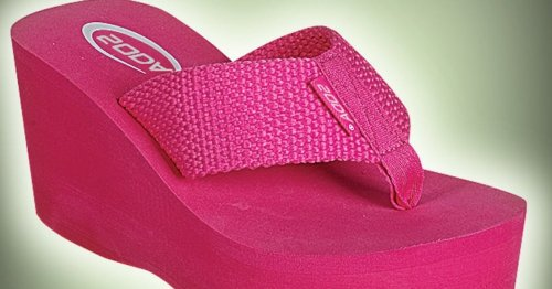 Soda Sandals Are Officially Making a Comeback (Yes, Really)