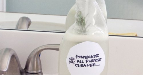 This Homemade All-Purpose Cleaner Is Super Easy to Make (and Smells Amazing)