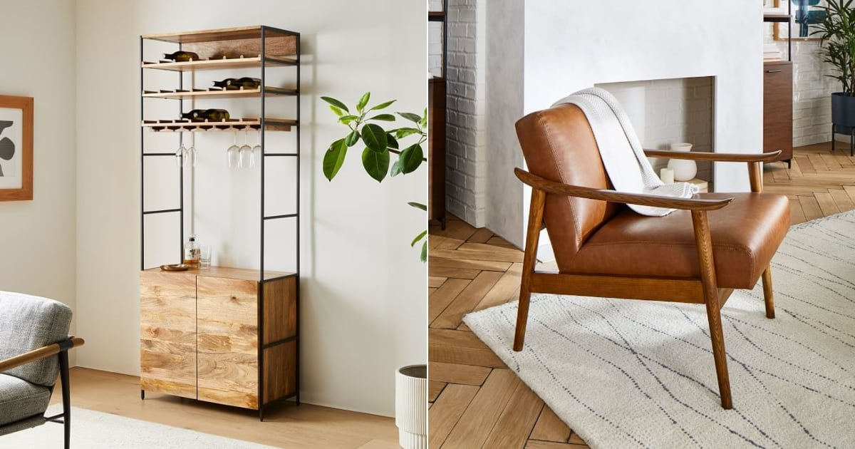 These 11 West Elm Pieces Are Functional and Chic, Plus They're on Sale!