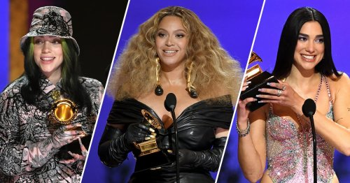 Megan Thee Stallion, Taylor Swift, and Everyone Else Who Won at the 2021 Grammy Awards