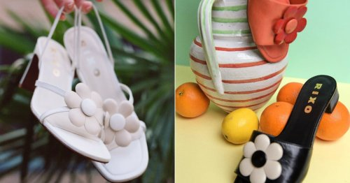 Rixo Debuts a Shoe Collection of Pretty, Vintage-Inspired Summer Sandals
