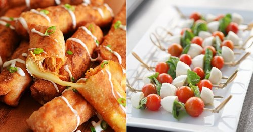 From the Beach to the Barbeque, These Are the Best Summer Appetizer Recipes