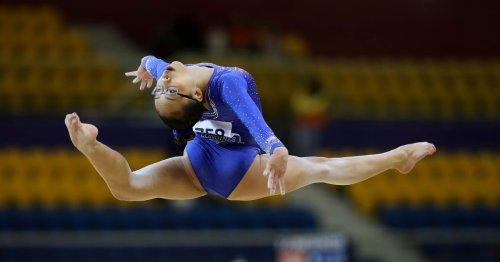 Gymnast Morgan Hurd Reflects on Representing Team USA Amid Anti-Asian Violence