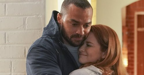 Sarah Drew Explains How Grey's Anatomy Set Jackson and April Up Perfectly For a Spinoff