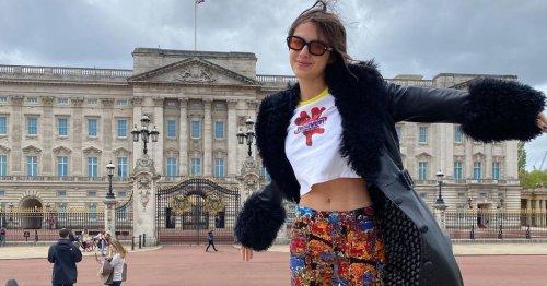Olivia Rodrigo Shows Us Exactly How to Style Marc Jacobs's Popular Heaven Tee