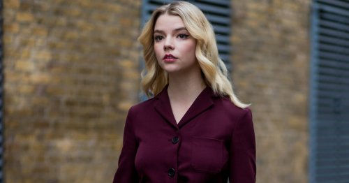 Anya Taylor-Joy's Street Style Can Be Summed Up in 3 Words: Edgy, Relaxed, and Cool