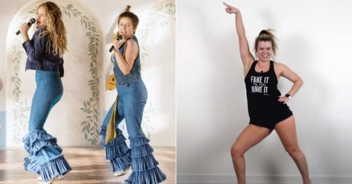 Here We Go Again! This Mamma Mia! Part 2 Workout Is a Calorie-Burning HIIT Dance Party