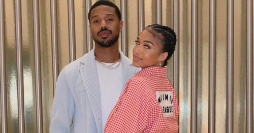 Lori Harvey and Michael B. Jordan Spend 17 Hours in Vegas, and Their Outfits Are a 10