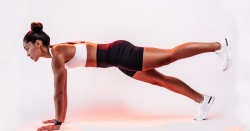 This HIIT Workout Combines Cardio and Strength Exercises to Fire Up Your Muscles