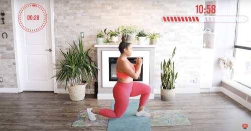Build on Each Move and Get a Full-Body Burn With This 20-Minute Progressive HIIT Workout
